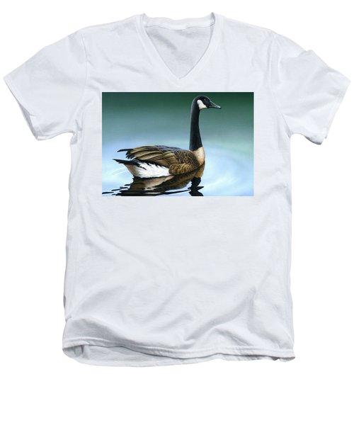 Canada Goose II Men's V-Neck T-Shirt