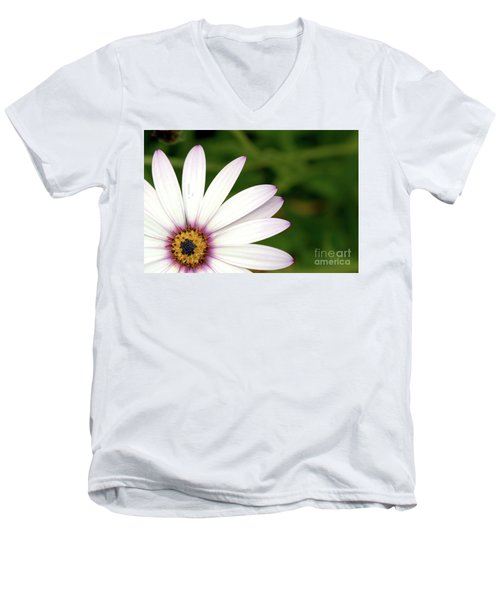 Cape Daisy Men's V-Neck T-Shirt by Baggieoldboy