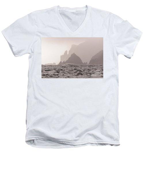 Cape Raoul Men's V-Neck T-Shirt