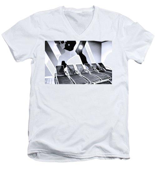 Catching Rays Men's V-Neck T-Shirt