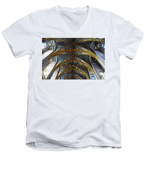 Cathedral Albi Men's V-Neck T-Shirt