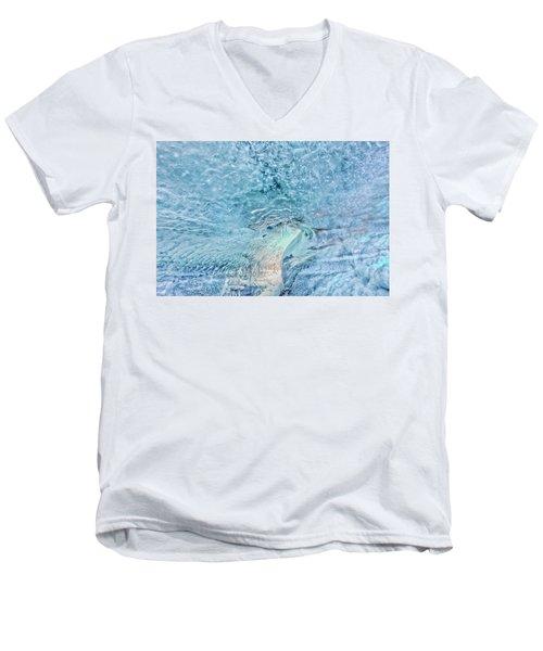 Cave Colors Men's V-Neck T-Shirt