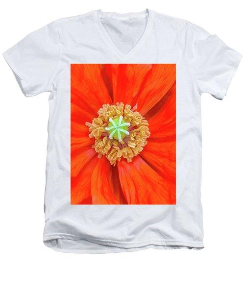 Center Of The Universe Men's V-Neck T-Shirt