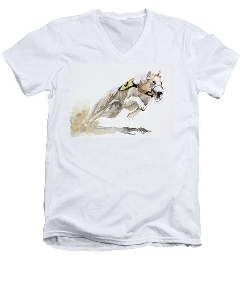 Chasing Rusty Men's V-Neck T-Shirt