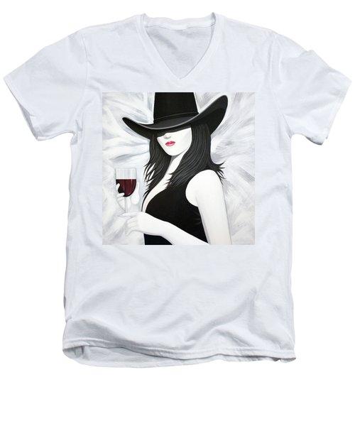 Cheers Men's V-Neck T-Shirt