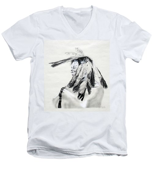 Chief Men's V-Neck T-Shirt