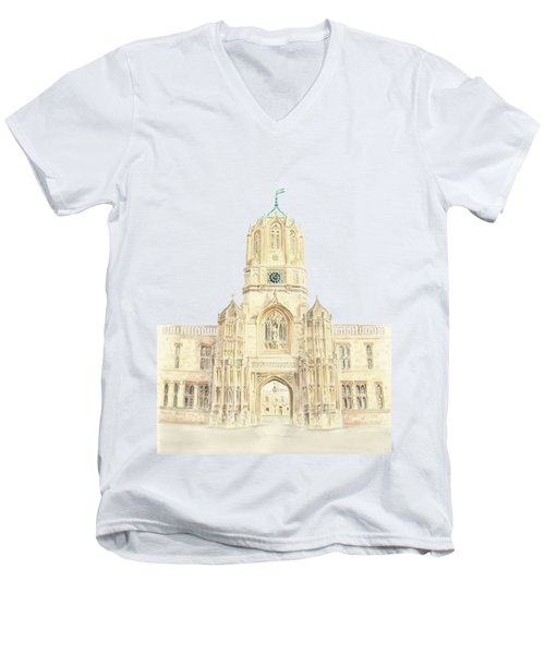 Christ Church Men's V-Neck T-Shirt