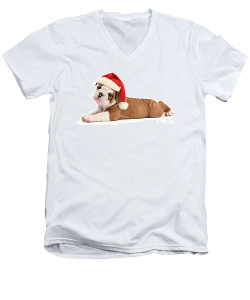Christmas Cracker Men's V-Neck T-Shirt