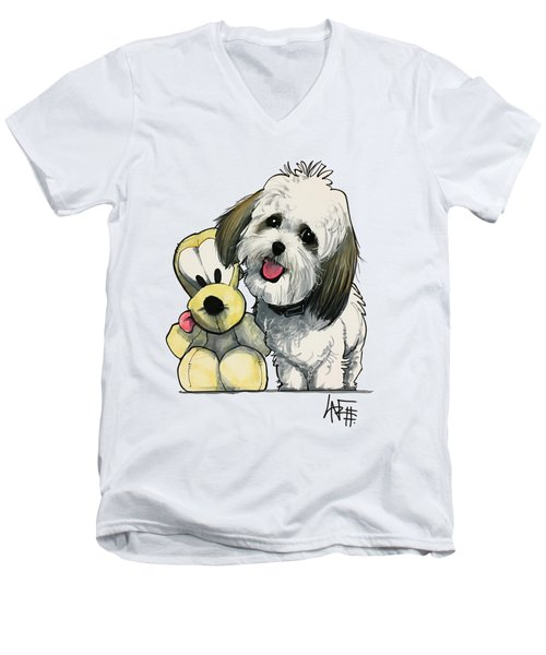 Cieplenski 3083 Men's V-Neck T-Shirt