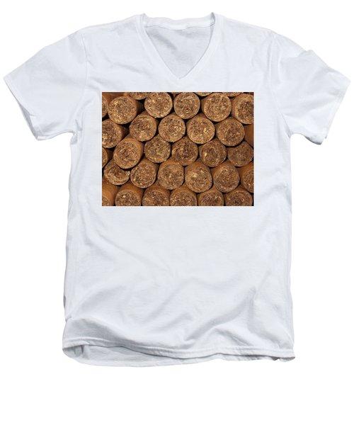 Cigars 262 Men's V-Neck T-Shirt