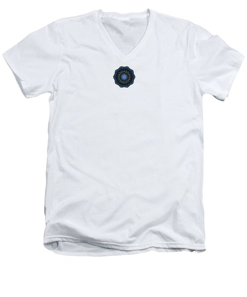 Circularium No. 2720 Men's V-Neck T-Shirt