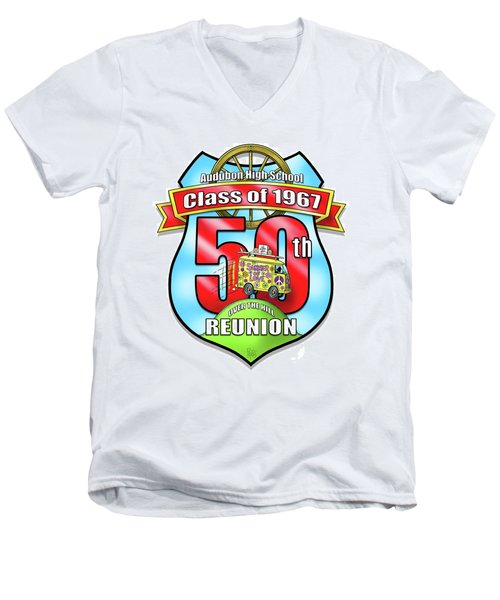 Class Of 67 Men's V-Neck T-Shirt