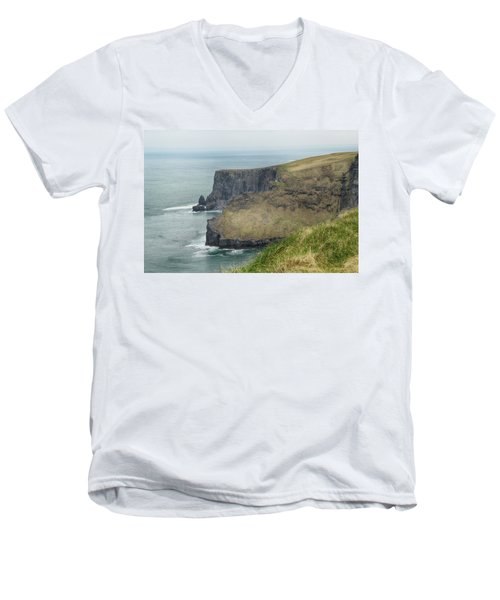 Cliffs Of Moher 1 Men's V-Neck T-Shirt