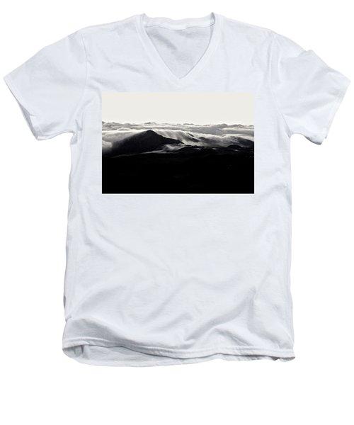 Clouds Men's V-Neck T-Shirt