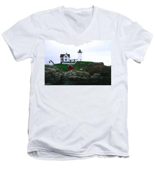 Cnrf0502 Men's V-Neck T-Shirt