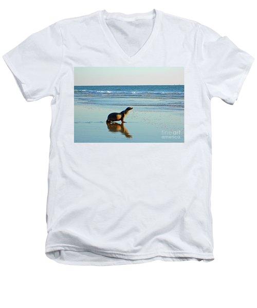 Coastal Friends Men's V-Neck T-Shirt