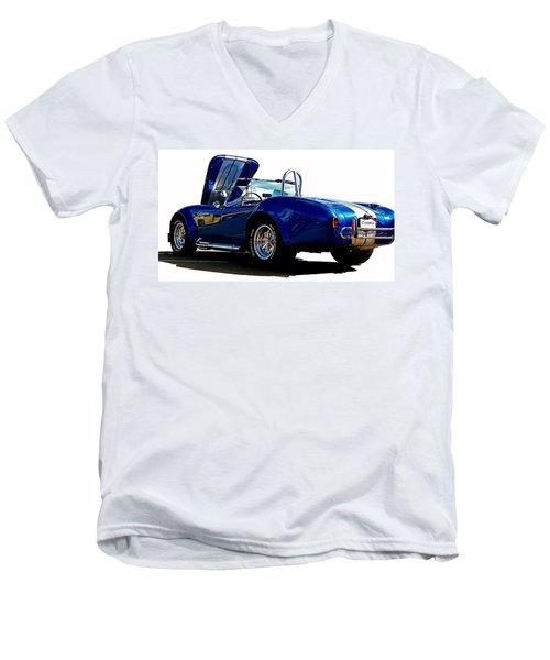Cobra 427 Men's V-Neck T-Shirt