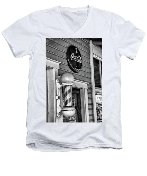 Coke Men's V-Neck T-Shirt