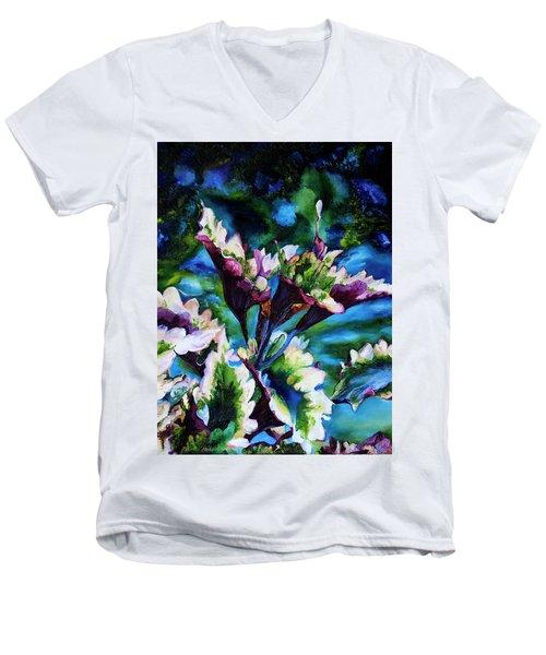 Coleus Men's V-Neck T-Shirt