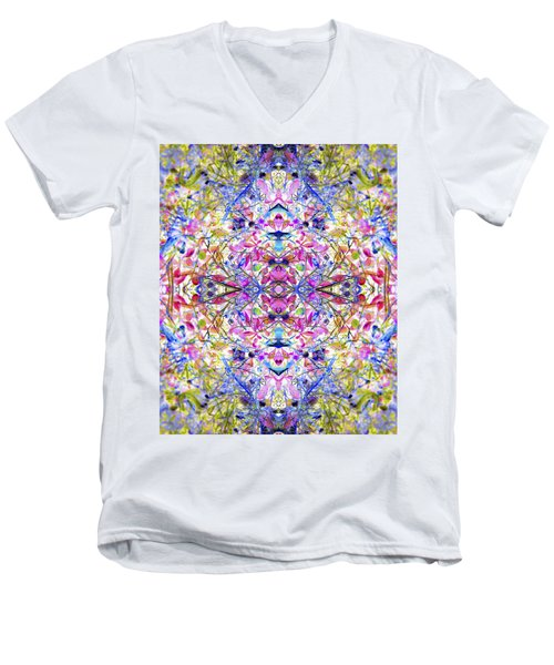 Collective Dream Ascends Men's V-Neck T-Shirt
