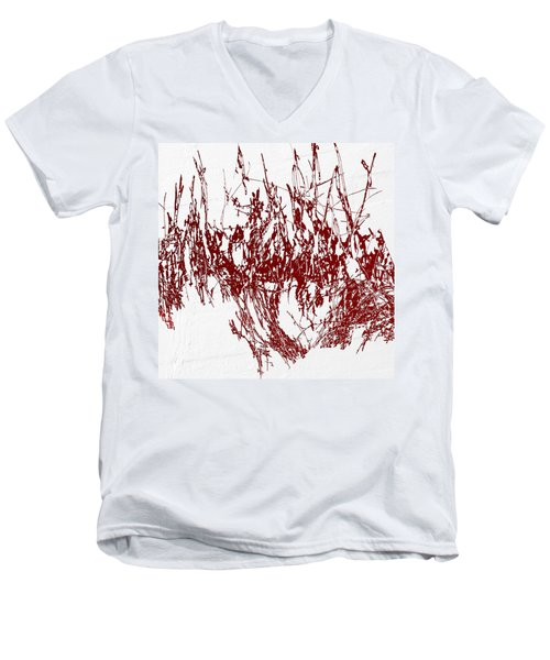 Color Me Dexter Men's V-Neck T-Shirt