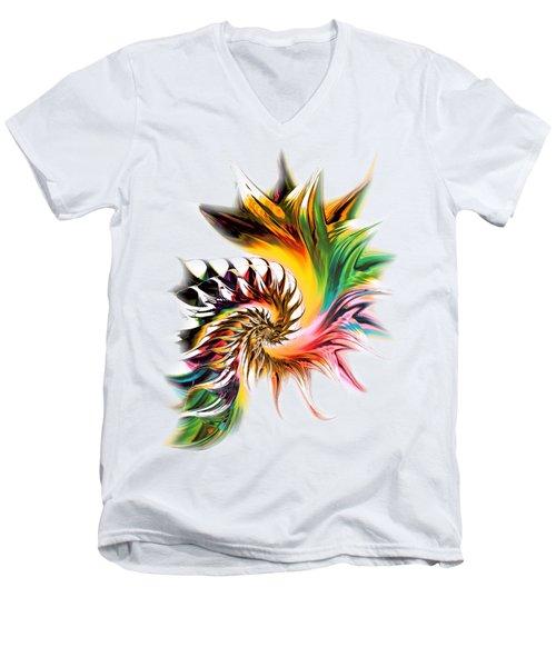 Colors Of Passion Men's V-Neck T-Shirt
