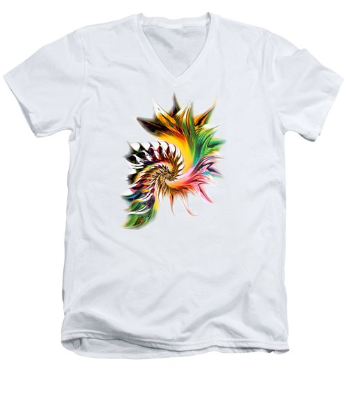 Colors Of Passion Men's V-Neck T-Shirt