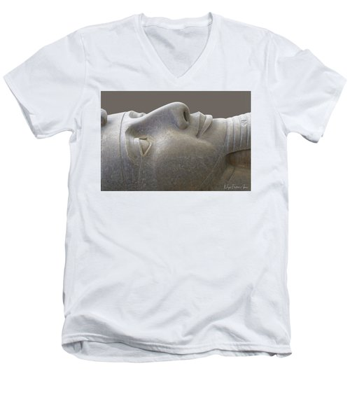 Colossal Smile Men's V-Neck T-Shirt