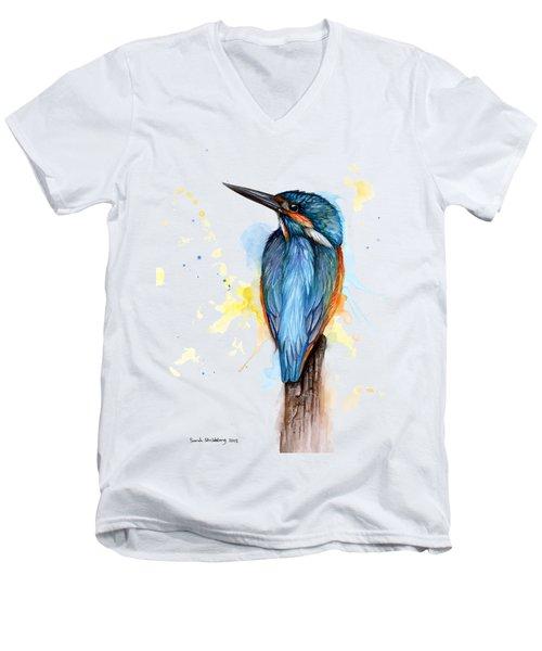 Colour My World Men's V-Neck T-Shirt