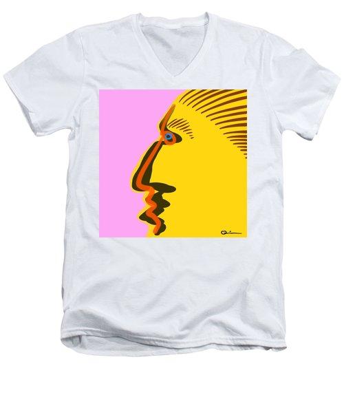 Combed 2 Men's V-Neck T-Shirt