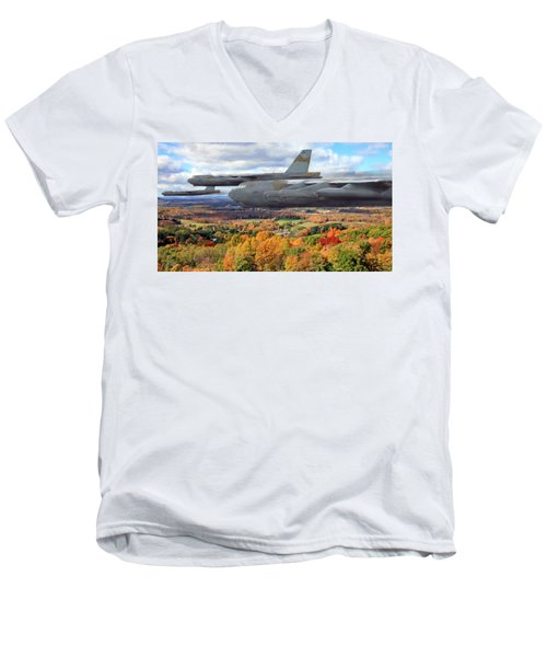 Coming Home Men's V-Neck T-Shirt by Peter Chilelli