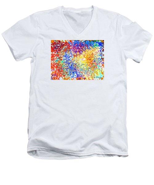 Complexities 5 Men's V-Neck T-Shirt