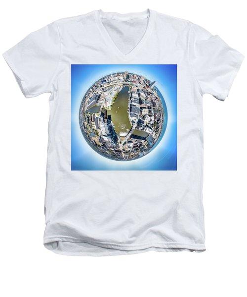 Confluence Men's V-Neck T-Shirt