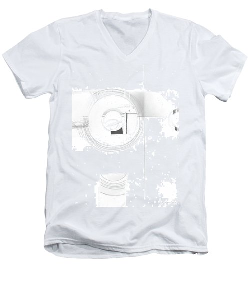 Construction No. 2 Men's V-Neck T-Shirt