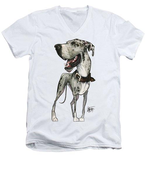 Cooper 3636 Men's V-Neck T-Shirt