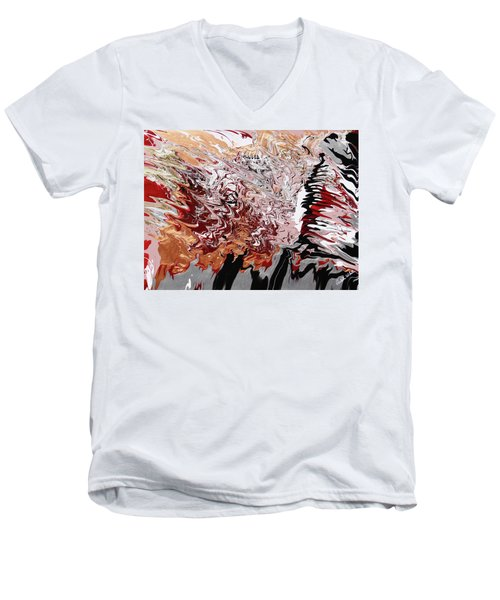 Corporate Men's V-Neck T-Shirt by Ralph White