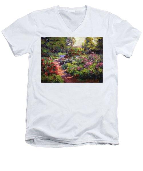 Countryside Gardens Men's V-Neck T-Shirt