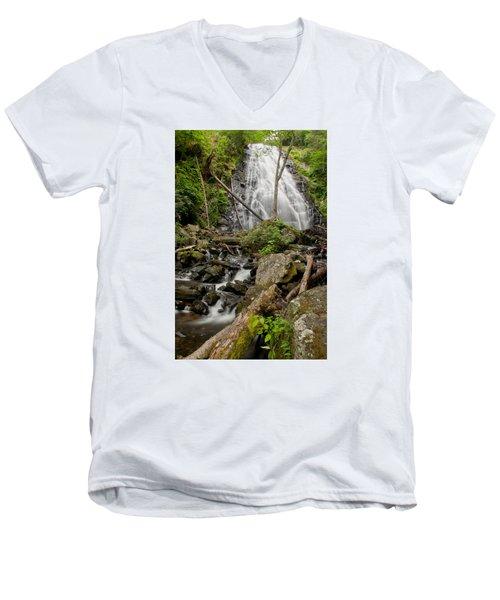 Crabtree-12 Men's V-Neck T-Shirt