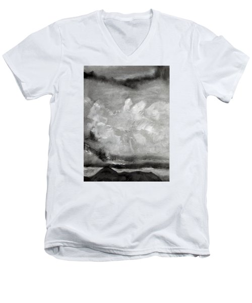 Croagh Patrick Men's V-Neck T-Shirt