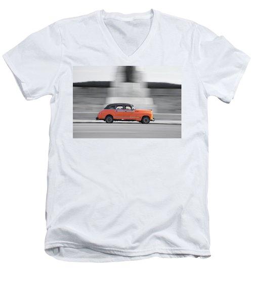 Cuba #2 Men's V-Neck T-Shirt