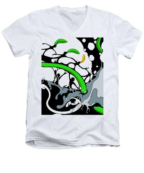 Cultivate Men's V-Neck T-Shirt