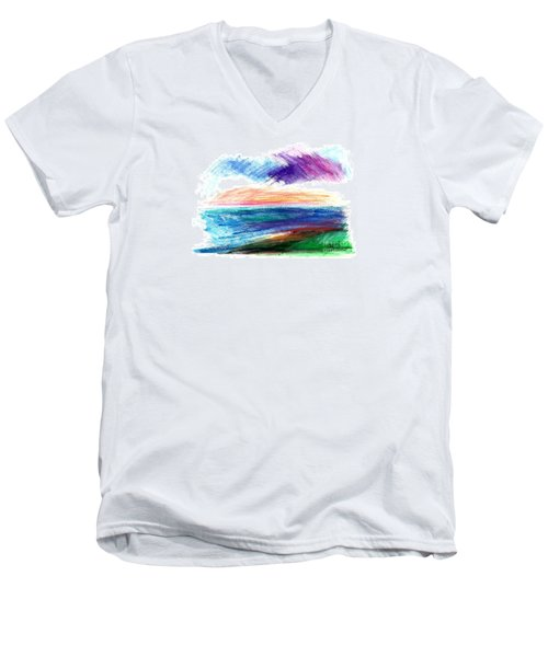 Currents Men's V-Neck T-Shirt