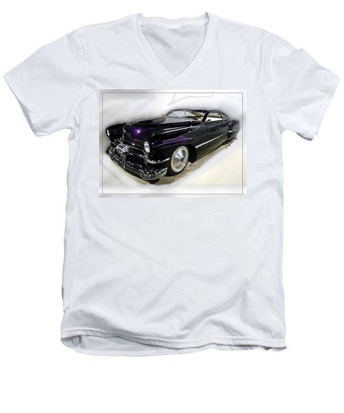 Custom Merc Men's V-Neck T-Shirt