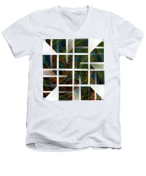 Cutting Life Men's V-Neck T-Shirt