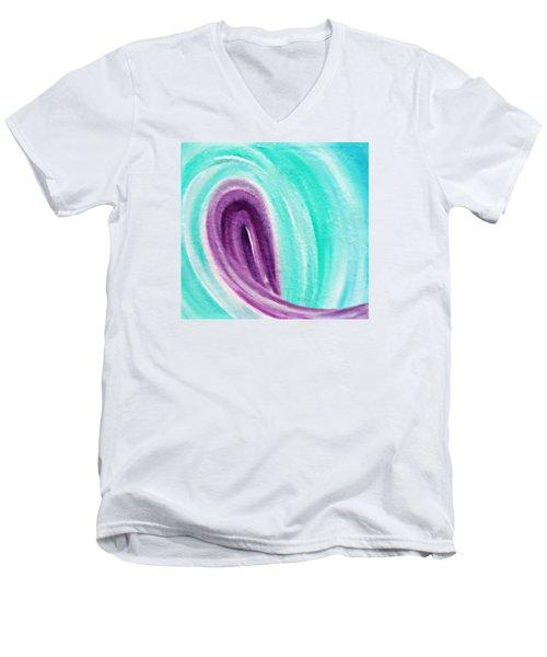Cy Lantyca 26 Men's V-Neck T-Shirt
