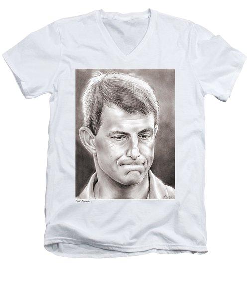 Dabo Swinney Men's V-Neck T-Shirt
