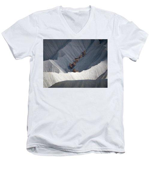 Dappled Men's V-Neck T-Shirt