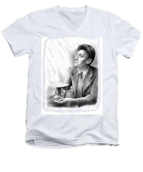 Daryl M. Chapin Men's V-Neck T-Shirt