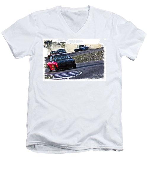 Datsun 510 Men's V-Neck T-Shirt