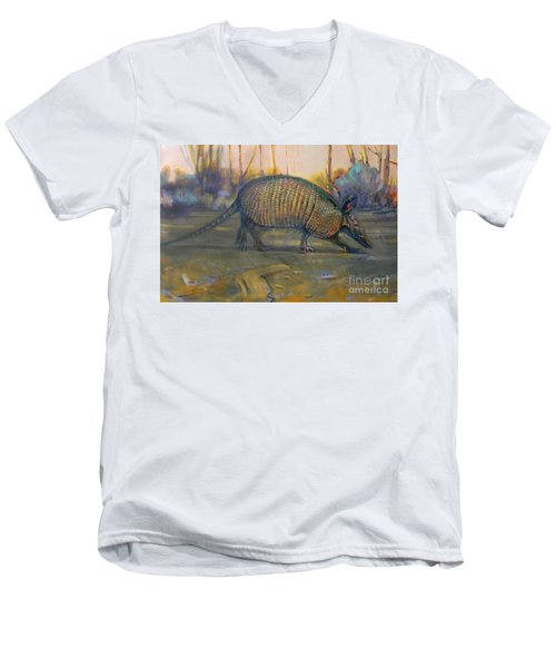 Dawn Run Men's V-Neck T-Shirt